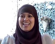 Cintya werd moslim